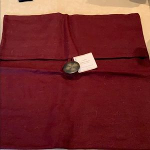 Brand new Pottery Barn Pillow Cover